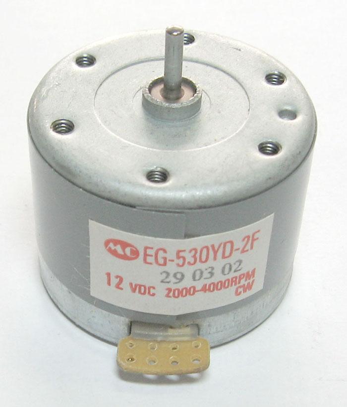 Пишут, что EG-530YD-2F (12V